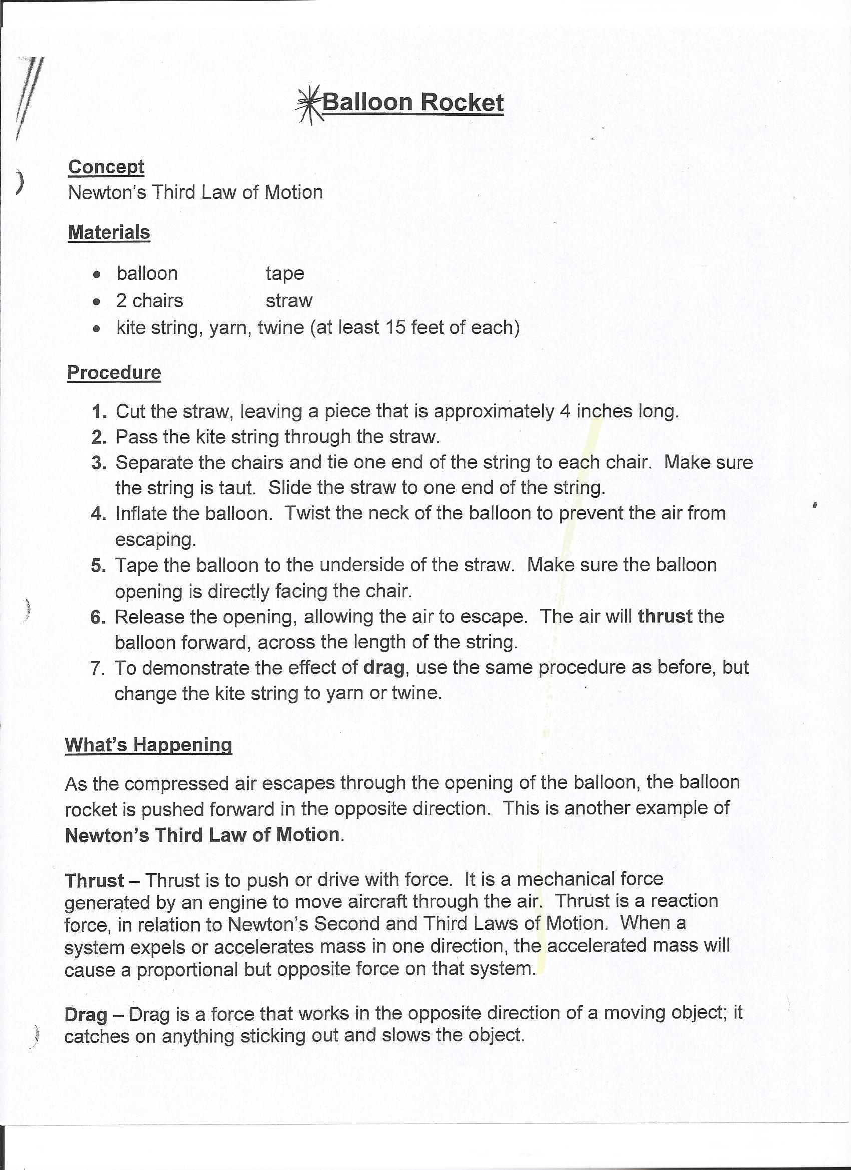 Force and Motion Mrs Wells Class – Acceleration Worksheets